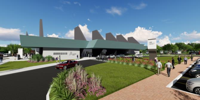 Lar inaugura amplo e moderno Centro de Eventos