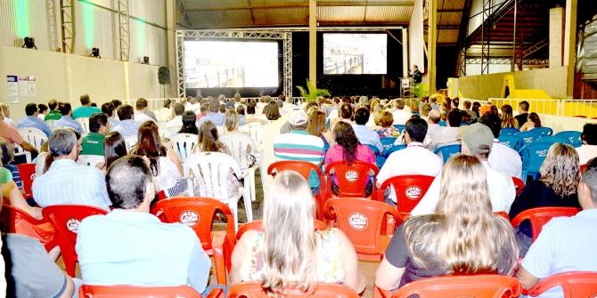 Cooperativa Agroindustrial  Lar inaugura 4ª unidade em Aral Moreira